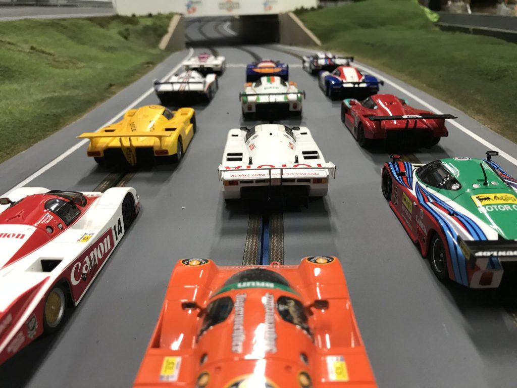 Slot it group c cars